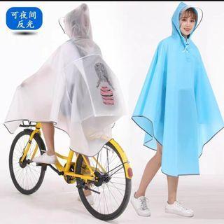 (2pc/2件) 雨衣雨褸 (rain coat) 940813