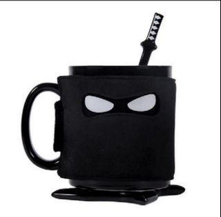 (4sets/4個) 忍者杯套裝 (homefour) (ninja mug set) 940727