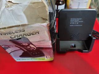 #618 手機無線充電器 外盒破舊不介意者再下標