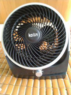 歌林9吋循環電風扇 kolin KFC-R019 electric fan