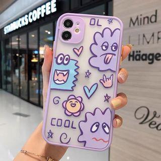紫色惡魔😈手機殼