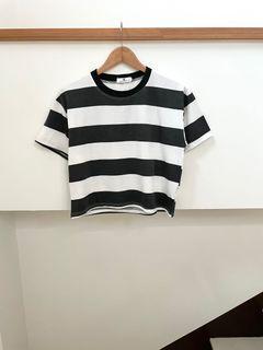 歐膩日常的條紋短袖💗 #618