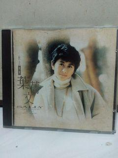 葉蒨文 秋去秋來  CD/TO/1A1/MADE iN  JAPAN/ 原裝舊版  保存新淨 1990年  華納唱片