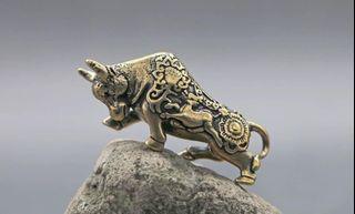 仿古銅擺設牛 (decoration bull)