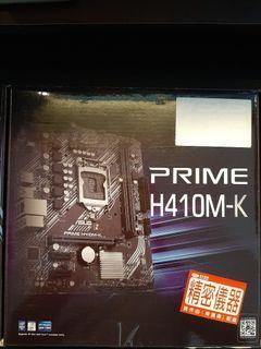 華碩 PRIME H410M K 主機板