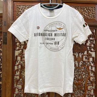 正品Aeronautica Militare T-Shirt