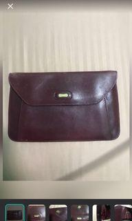 Bally cutch wallet