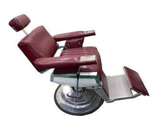 Barber chair 理髮椅 made in Taiwan  尚宏理容椅業