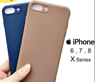 Candy Case / Macaron Case Xiaomi Redmi  iPhone 5 , 6 , 7 , 8,  6 Plus , 7 Plus , 8 Plus X, XR , XS MAX