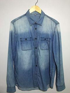 Denim Shirt from korea