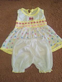 Dress celana bayi