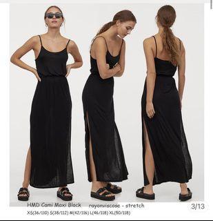 Dress HnM Black