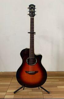 Gitar Ori Yamaha Apx 500ii