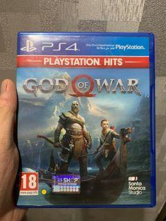 God of War 4 (CD PS4)