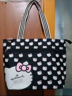 百達遊Hello Kitty托特包 肩背包 全新(下單前請對話聯絡)