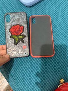 iPhone10xs 手機殼2個