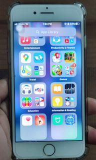 iPHONE 8 256gb, SILVER (UNLOCKED)