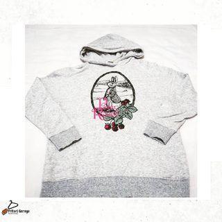 Jacket Hoodie Uniqlo X Peter Rabbit Premium Second