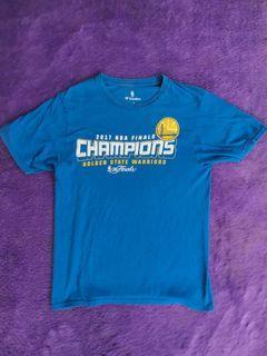 Kaos final champion nba golden state wariors