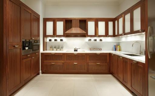 Dismantle of kitchen cabinet