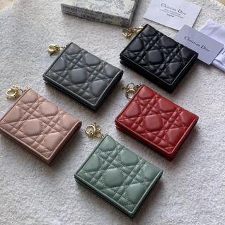 Lady Dior Wallet
