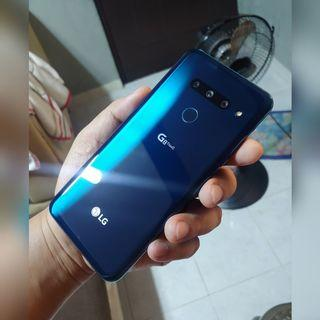LG G8 ThinQ 128gb 6gb Morrocan Blue LTE Openline