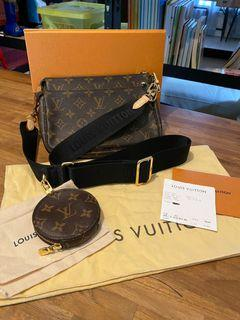 Lv黑色背帶➕零錢包➕2個麻將包