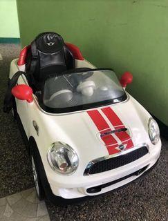 Mini cooper remote car