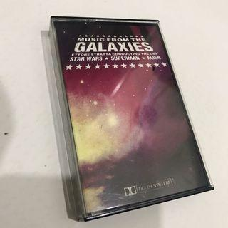 Movie Theme Cassette Tape Imported