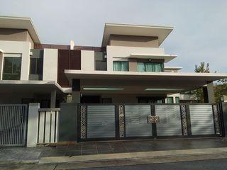 Near Cyberjaya Area!!! Double Storey Terrace House 22x70 24hours security guard, Free Swimming Pool