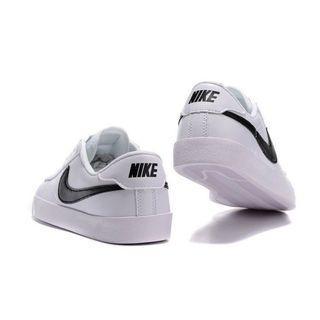 Nike白鞋/含運/可議/送vans襪子)