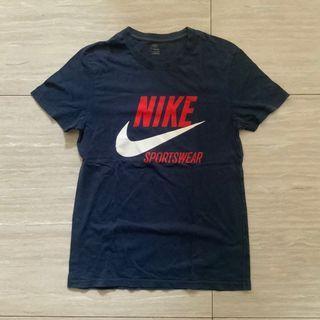 Nike navy tshirt