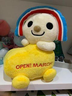 Open March 汽車聯名款 菠蘿麵包 🍍