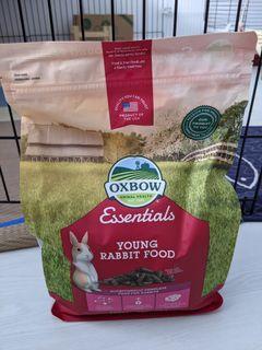 Oxbow Young Rabbit Food (Unopened)