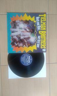 Piringan Hitam vinyl