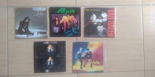 """Piringan Hitam vinyl  7"""""""