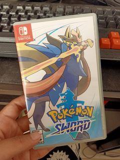 Pokemon sword switch bekas