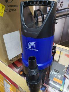 FLUENT POWER 750W 12500L/H Portable Submersible Pump