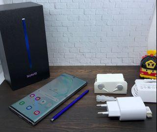 Samsung Note 10 Sein Fullset