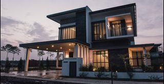 Seremban Hilltop Semi-D Villa Concept Freehold Gated & Guarded [Near Aeon Mall] 0% Downpayment, Free All LEGAL Fee