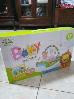 New! Shiyan Baby Gym Playmat