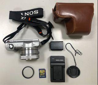 Sony A5000微單眼相機