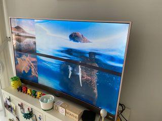 """TCL smart curved 55"""""""