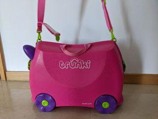 Trunki Kids Luggage - Pink