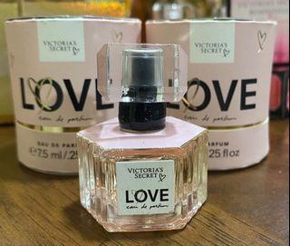 Victoria's Secret-LOVE Eau de Parfum 7.5ml