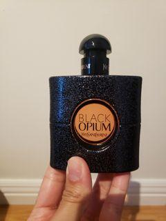 YSL black opium eau de perfume 50ml