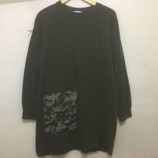 ZARA Long sweater