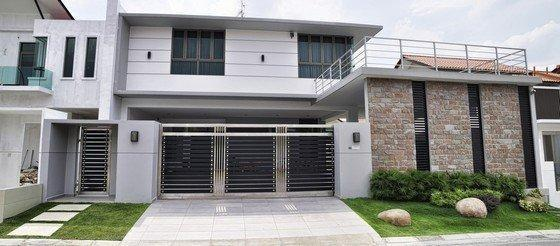 [100% Full Loan] Double Storey 22x70 Freehold Gated & Guarded Cashback rm50k
