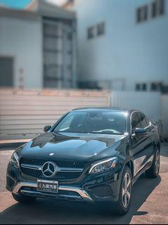 2017 BENZ GLC300 Coupe 4Matic