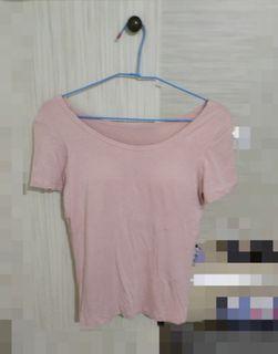 莫代爾棉短袖上衣#618
